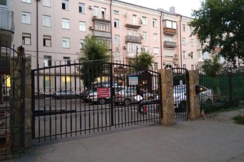 2-комн. квартира, 47 кв.м. на 6 человек, улица Масленникова, 5, Омск - Фотография 10