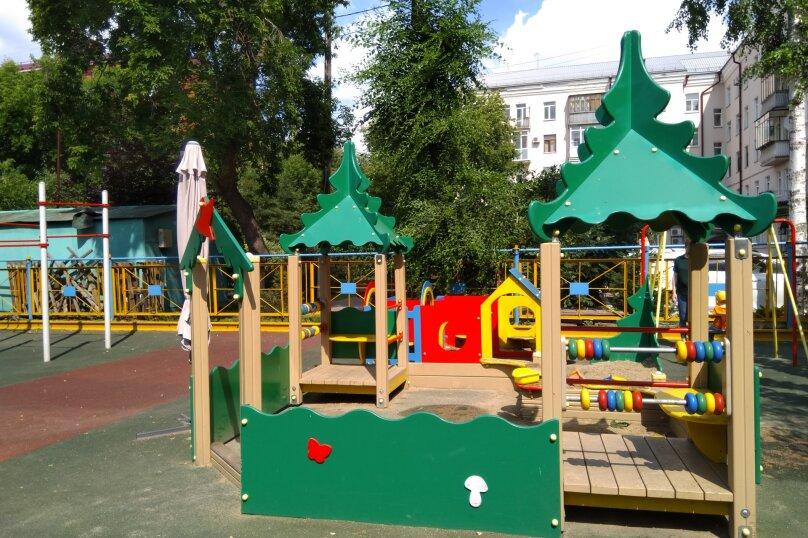 2-комн. квартира, 47 кв.м. на 6 человек, улица Масленникова, 5, Омск - Фотография 11