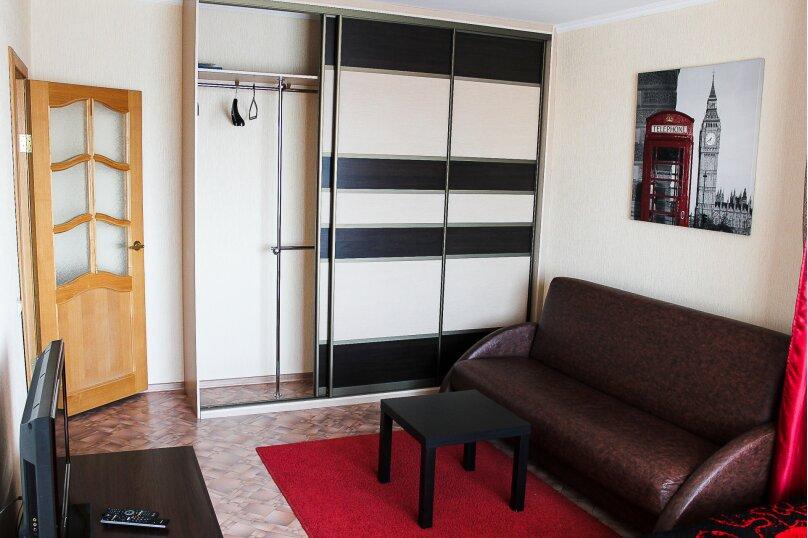 1-комн. квартира, 38 кв.м. на 4 человека, улица 10 лет Октября, 105, Омск - Фотография 4