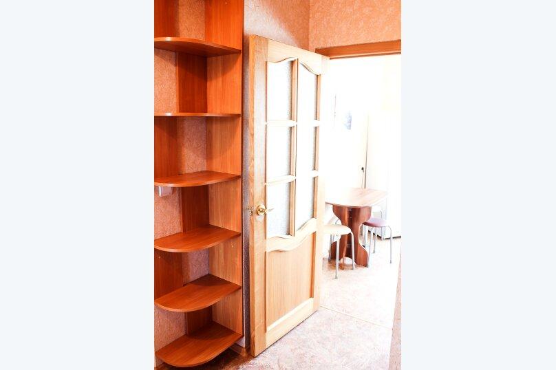 1-комн. квартира, 38 кв.м. на 4 человека, улица 10 лет Октября, 105, Омск - Фотография 11
