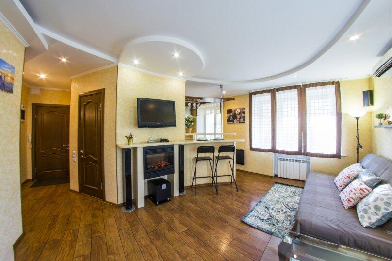 1-комн. квартира, 33 кв.м. на 2 человека, улица Лермонтова, 4А, Омск - Фотография 10