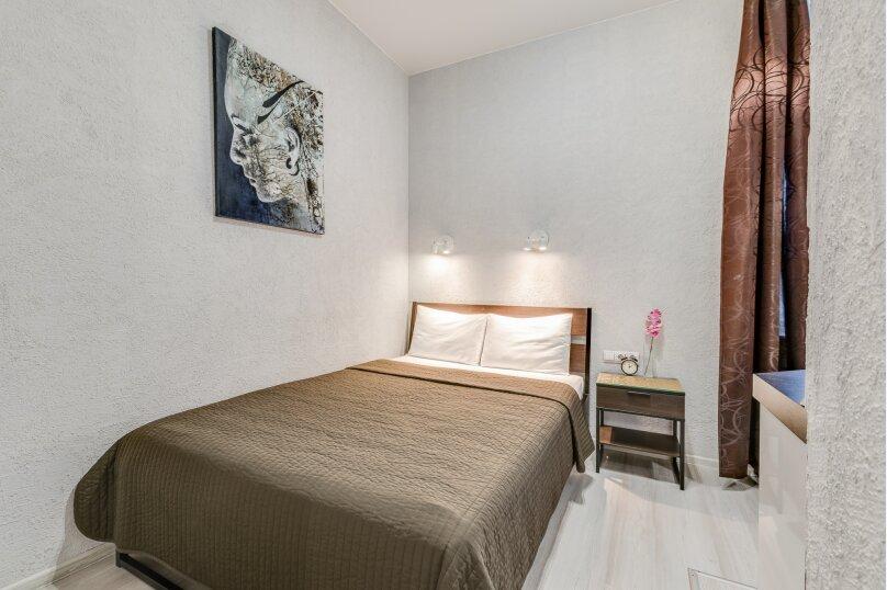 1-комн. квартира, 15 кв.м. на 2 человека, Подъездной переулок, 3А, Санкт-Петербург - Фотография 1