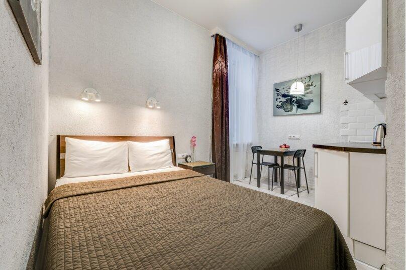 1-комн. квартира, 15 кв.м. на 2 человека, Подъездной переулок, 3А, Санкт-Петербург - Фотография 2