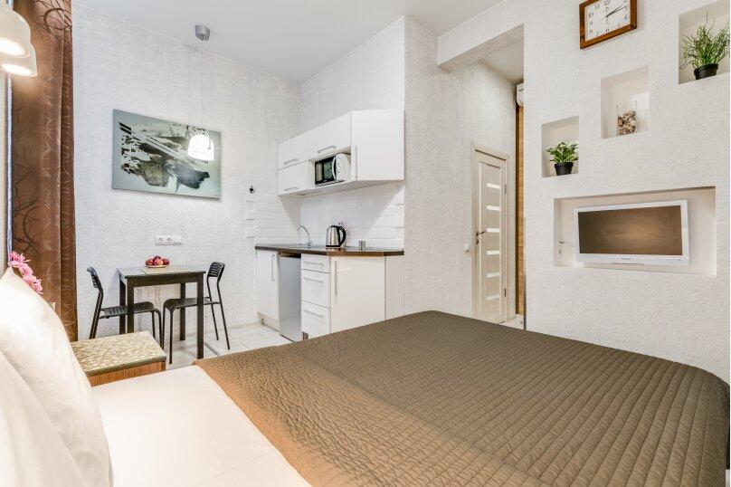 1-комн. квартира, 15 кв.м. на 2 человека, Подъездной переулок, 3А, Санкт-Петербург - Фотография 3