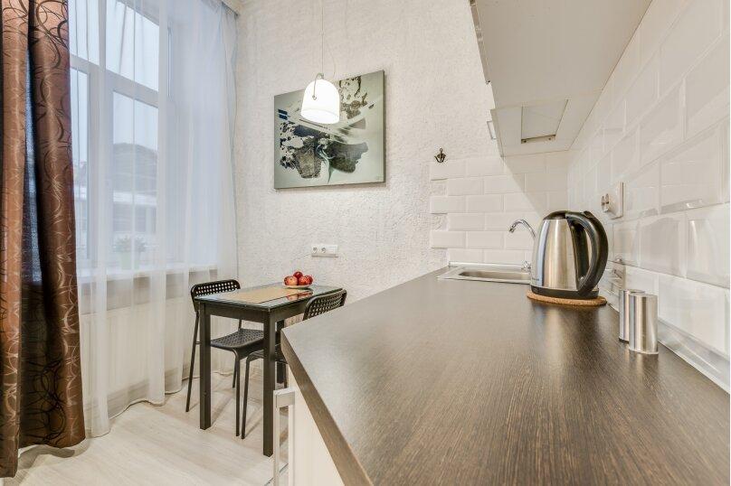 1-комн. квартира, 15 кв.м. на 2 человека, Подъездной переулок, 3А, Санкт-Петербург - Фотография 7