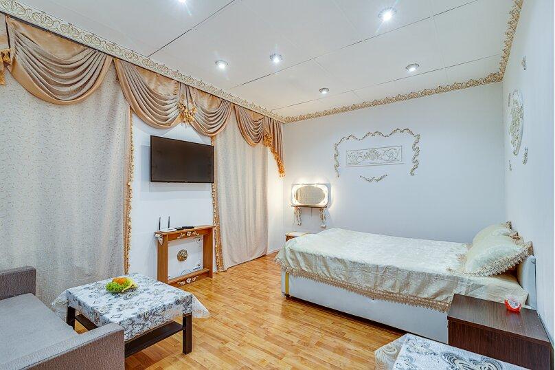 1-комн. квартира, 38 кв.м. на 4 человека, Подольская улица, 38, Санкт-Петербург - Фотография 1