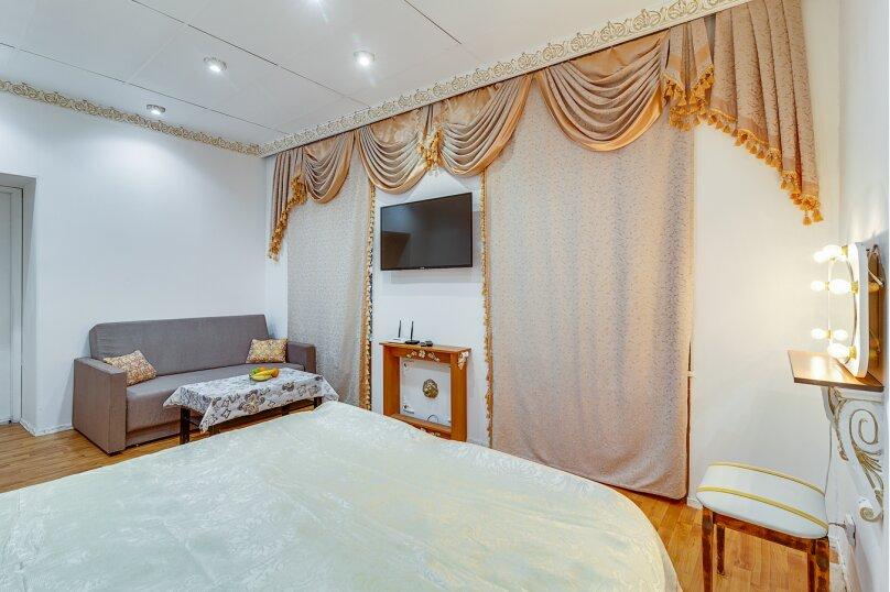 1-комн. квартира, 38 кв.м. на 4 человека, Подольская улица, 38, Санкт-Петербург - Фотография 3