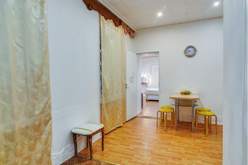 1-комн. квартира, 38 кв.м. на 4 человека, Подольская улица, 38, Санкт-Петербург - Фотография 11