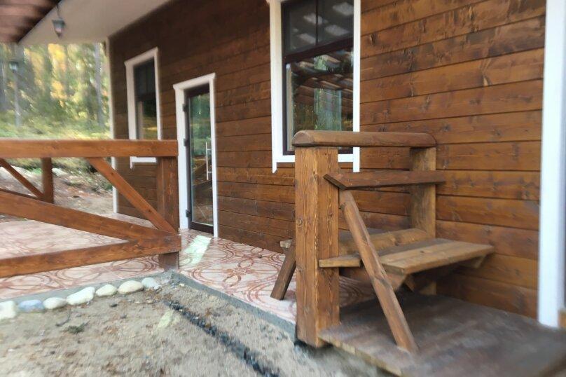 """Гостевой дом """"Pine Land"""", Суоярвская, 65 на 3 комнаты - Фотография 29"""