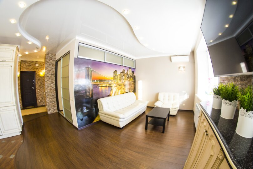 2-комн. квартира, 40 кв.м. на 4 человека, улица Маяковского, 97, Омск - Фотография 13