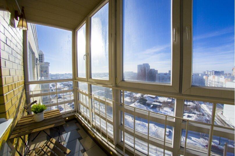 2-комн. квартира, 40 кв.м. на 4 человека, улица Маяковского, 97, Омск - Фотография 14