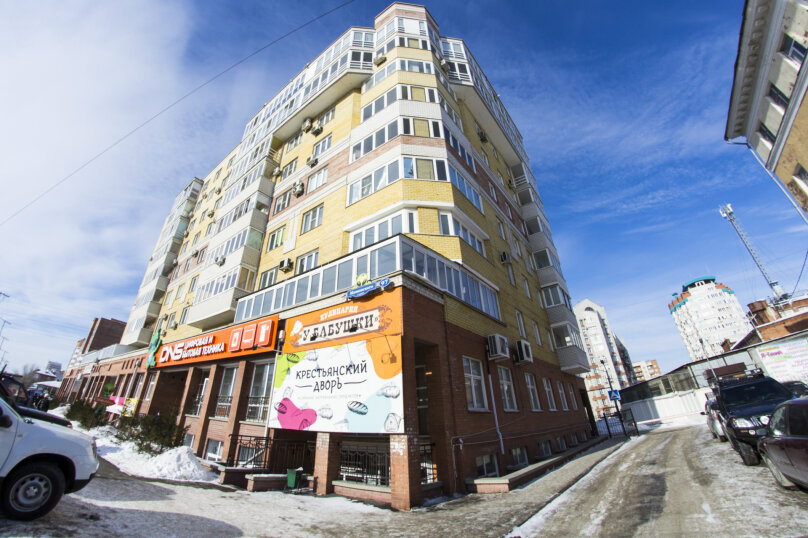 2-комн. квартира, 40 кв.м. на 4 человека, улица Маяковского, 97, Омск - Фотография 15