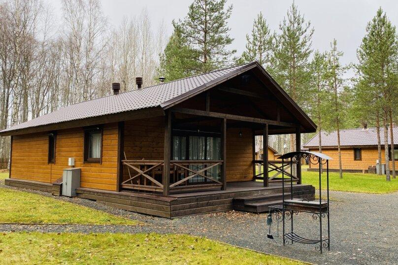 Дом, 100 кв.м. на 8 человек, 2 спальни, урочище Инжунаволок, 4, Петрозаводск - Фотография 15