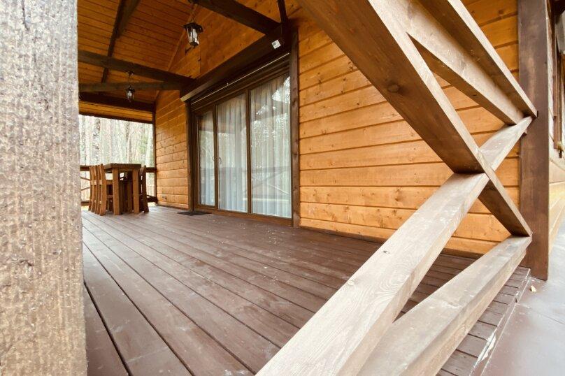 Дом, 100 кв.м. на 8 человек, 2 спальни, урочище Инжунаволок, 4, Петрозаводск - Фотография 16