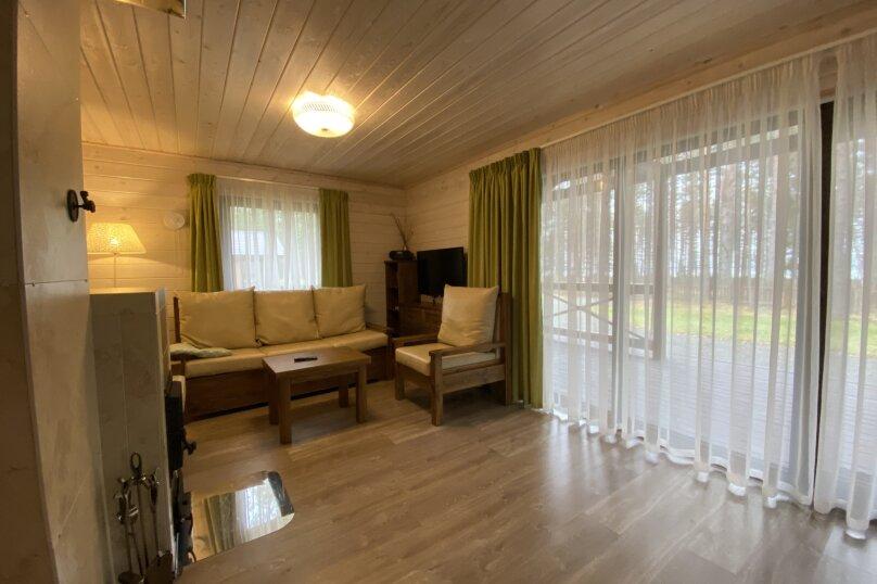 Дом, 100 кв.м. на 8 человек, 2 спальни, урочище Инжунаволок, 4, Петрозаводск - Фотография 18