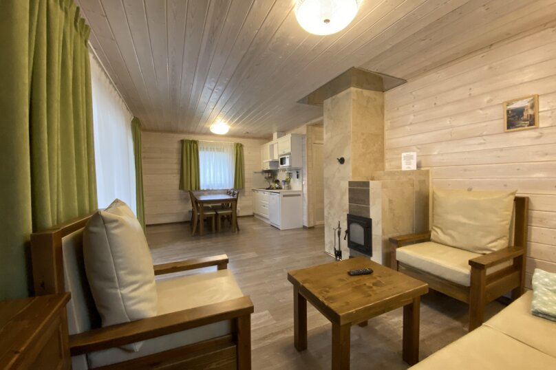 Дом, 100 кв.м. на 8 человек, 2 спальни, урочище Инжунаволок, 4, Петрозаводск - Фотография 19