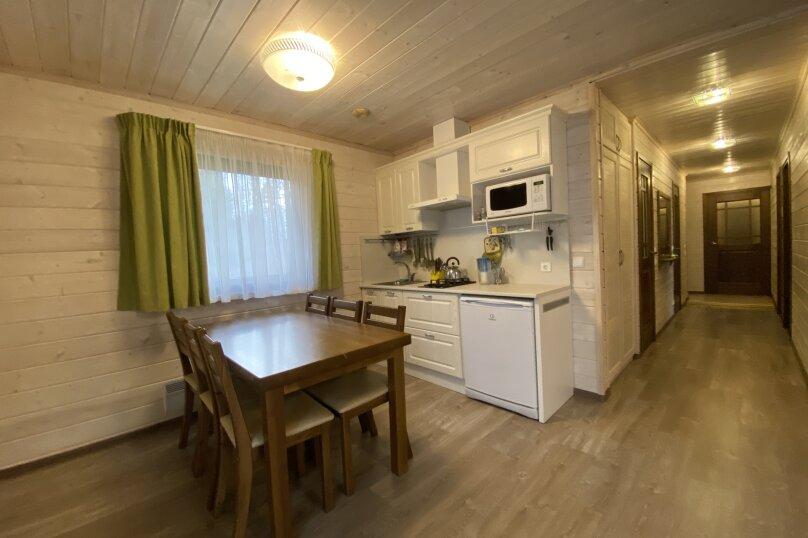 Дом, 100 кв.м. на 8 человек, 2 спальни, урочище Инжунаволок, 4, Петрозаводск - Фотография 20