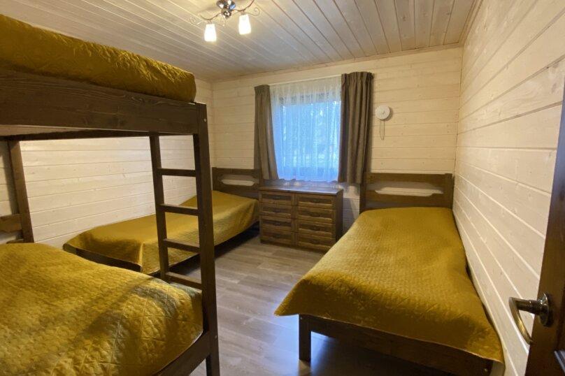 Дом, 100 кв.м. на 8 человек, 2 спальни, урочище Инжунаволок, 4, Петрозаводск - Фотография 24