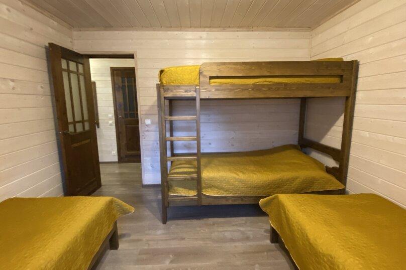Дом, 100 кв.м. на 8 человек, 2 спальни, урочище Инжунаволок, 4, Петрозаводск - Фотография 25