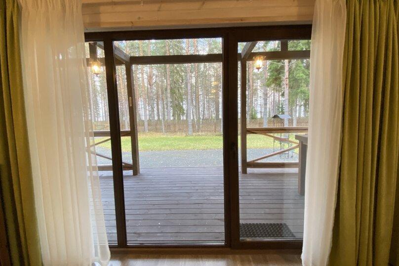 Дом, 100 кв.м. на 8 человек, 2 спальни, урочище Инжунаволок, 4, Петрозаводск - Фотография 30