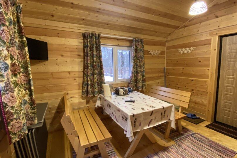 Дом, 100 кв.м. на 8 человек, 2 спальни, урочище Инжунаволок, 4, Петрозаводск - Фотография 32