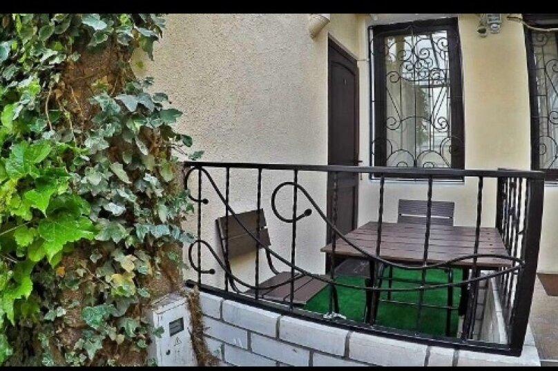 1-комн. квартира, 19 кв.м. на 2 человека, улица Средне-Слободская, 3, Ялта - Фотография 11