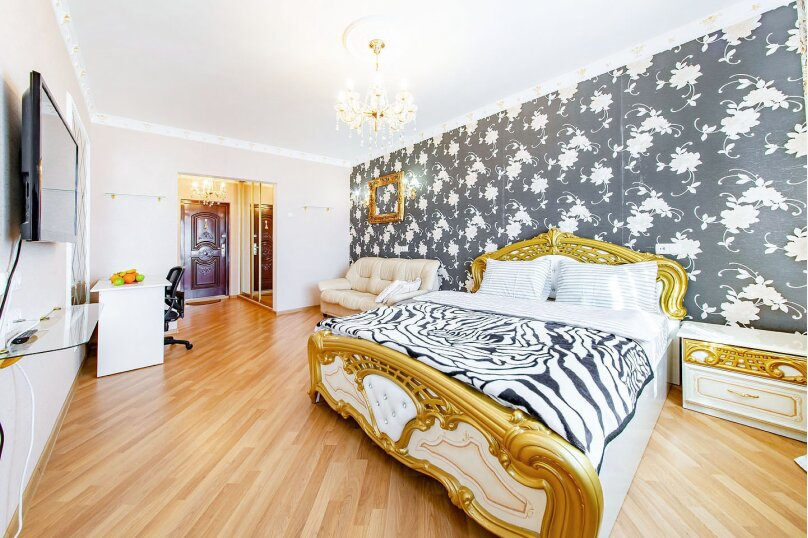 1-комн. квартира, 45 кв.м. на 4 человека, проспект Машерова, 43, Минск - Фотография 2