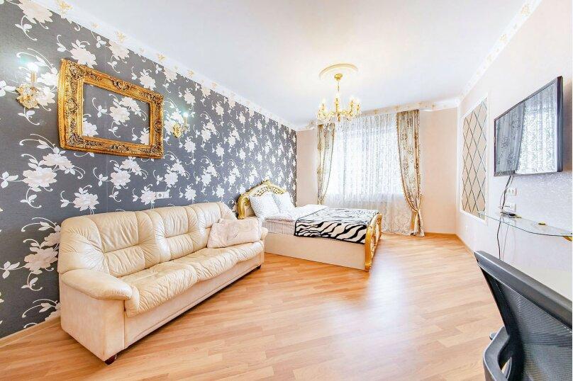 1-комн. квартира, 45 кв.м. на 4 человека, проспект Машерова, 43, Минск - Фотография 3