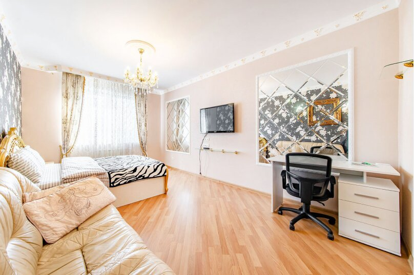 1-комн. квартира, 45 кв.м. на 4 человека, проспект Машерова, 43, Минск - Фотография 6