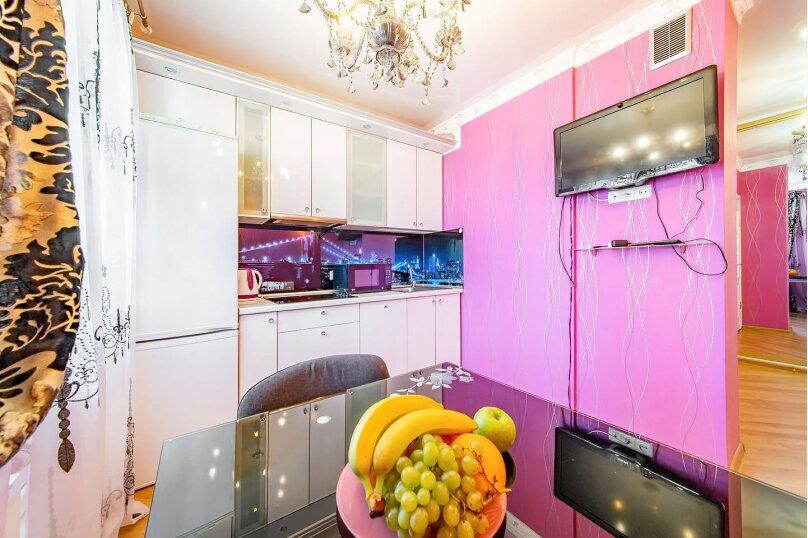 1-комн. квартира, 45 кв.м. на 4 человека, проспект Машерова, 43, Минск - Фотография 8