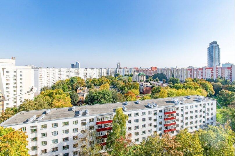 1-комн. квартира, 45 кв.м. на 4 человека, проспект Машерова, 43, Минск - Фотография 17