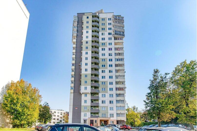 1-комн. квартира, 45 кв.м. на 4 человека, проспект Машерова, 43, Минск - Фотография 18