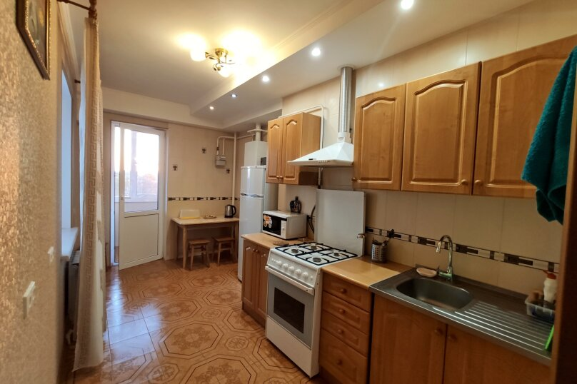 1-комн. квартира, 38 кв.м. на 3 человека, Новороссийская улица, 232, Анапа - Фотография 3
