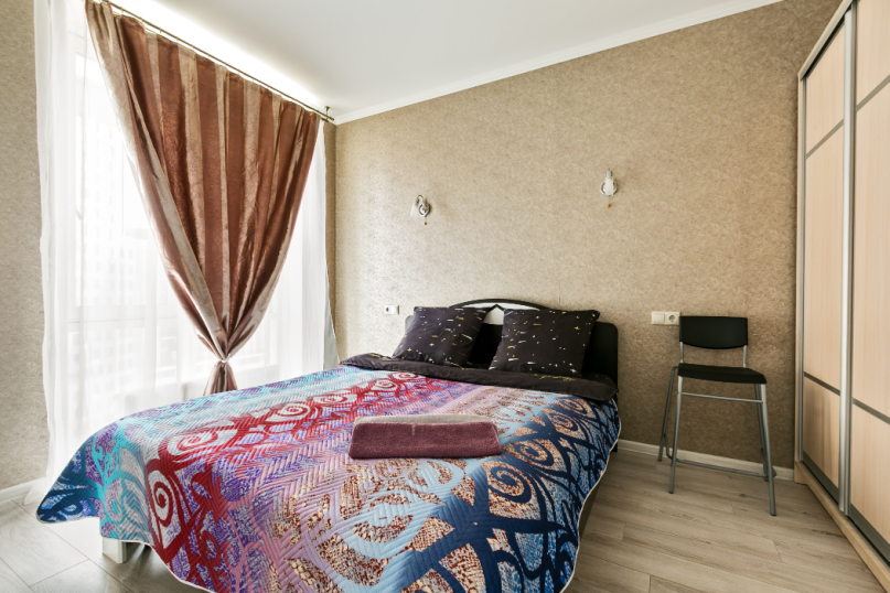 2-комн. квартира, 40 кв.м. на 4 человека, Бачуринская улица, 7к1, Москва - Фотография 6