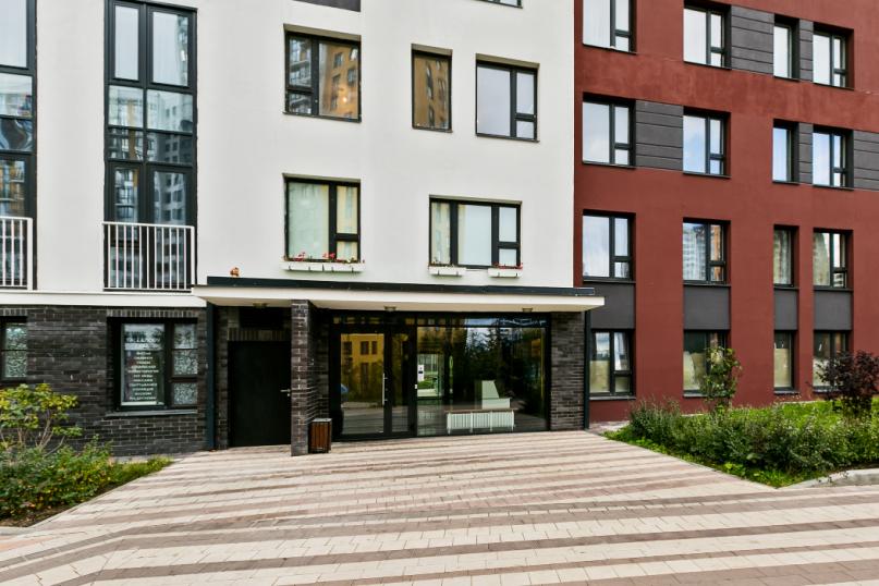 2-комн. квартира, 40 кв.м. на 4 человека, Бачуринская улица, 7к1, Москва - Фотография 20