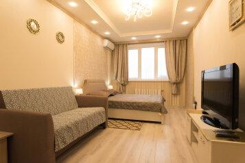 1-комн. квартира, 45 кв.м. на 4 человека, Доломановский переулок, 124, Ростов-на-Дону - Фотография 3