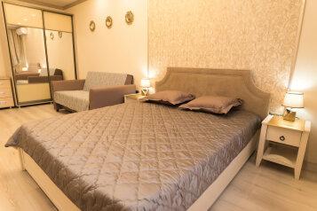 1-комн. квартира, 45 кв.м. на 4 человека, Доломановский переулок, 124, Ростов-на-Дону - Фотография 1