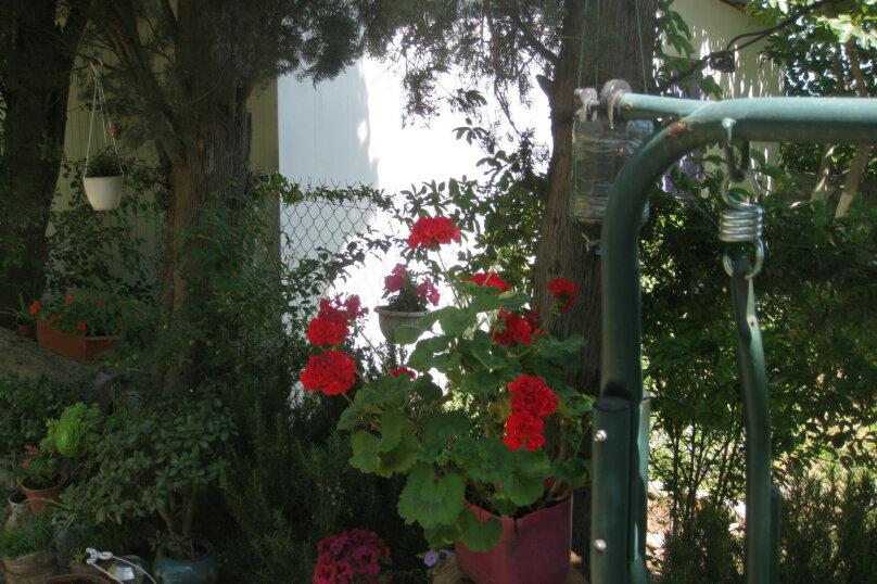 Домик (оранжевый), 24 кв.м. на 4 человека, 1 спальня, улица Ленина, 21, Алупка - Фотография 1