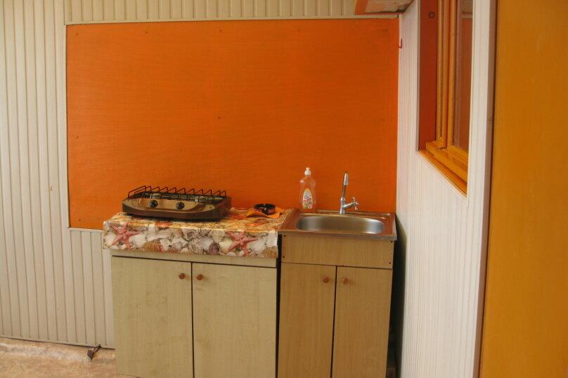 Домик (оранжевый), 24 кв.м. на 4 человека, 1 спальня, улица Ленина, 21, Алупка - Фотография 4