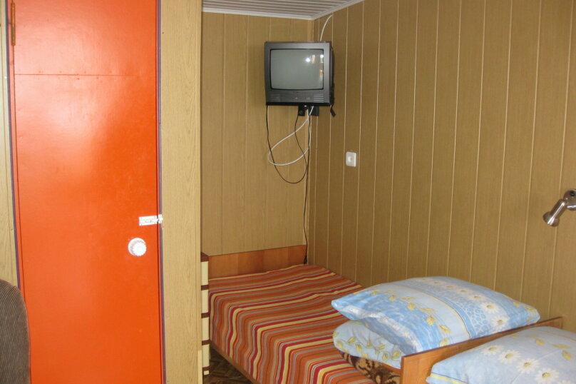 Домик (оранжевый), 24 кв.м. на 4 человека, 1 спальня, улица Ленина, 21, Алупка - Фотография 5