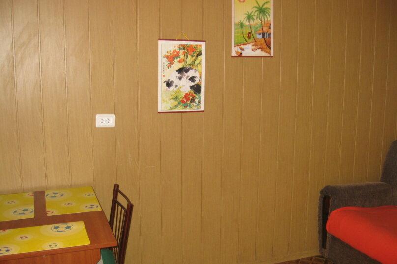 Домик (оранжевый), 24 кв.м. на 4 человека, 1 спальня, улица Ленина, 21, Алупка - Фотография 6