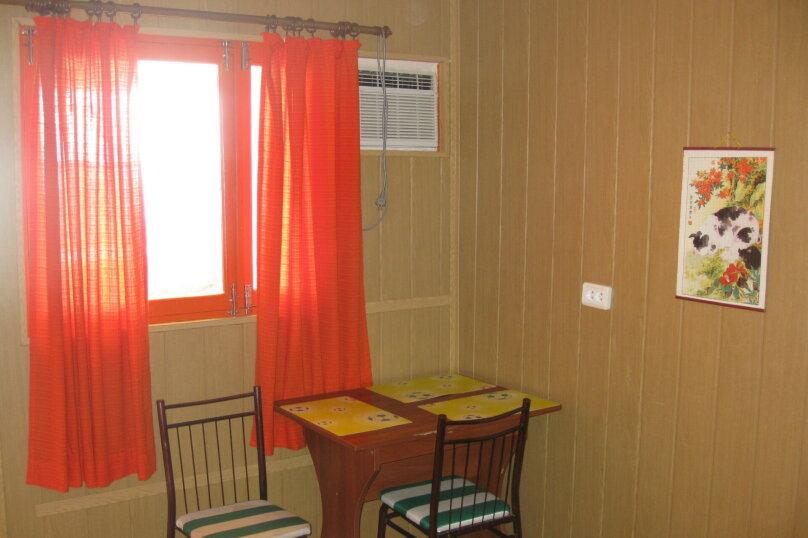 Домик (оранжевый), 24 кв.м. на 4 человека, 1 спальня, улица Ленина, 21, Алупка - Фотография 7