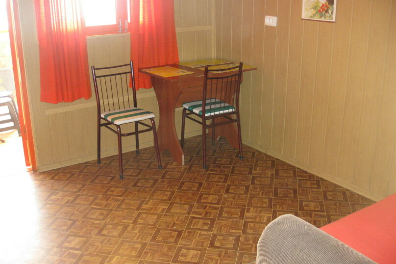 Домик (оранжевый), 24 кв.м. на 4 человека, 1 спальня, улица Ленина, 21, Алупка - Фотография 8