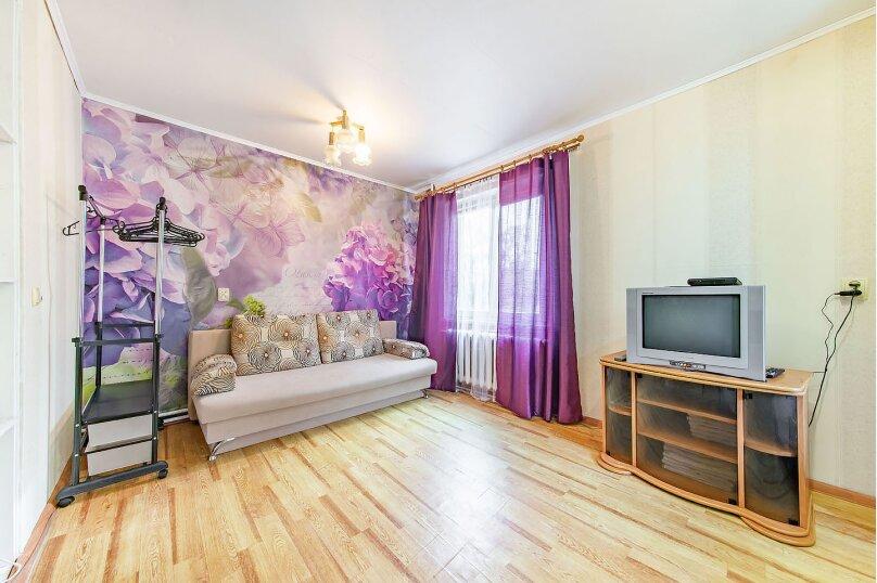 1-комн. квартира, 38 кв.м. на 4 человека, Берестянская улица, 9, Минск - Фотография 2