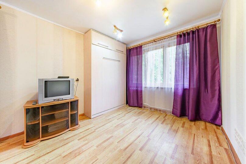 1-комн. квартира, 38 кв.м. на 4 человека, Берестянская улица, 9, Минск - Фотография 6
