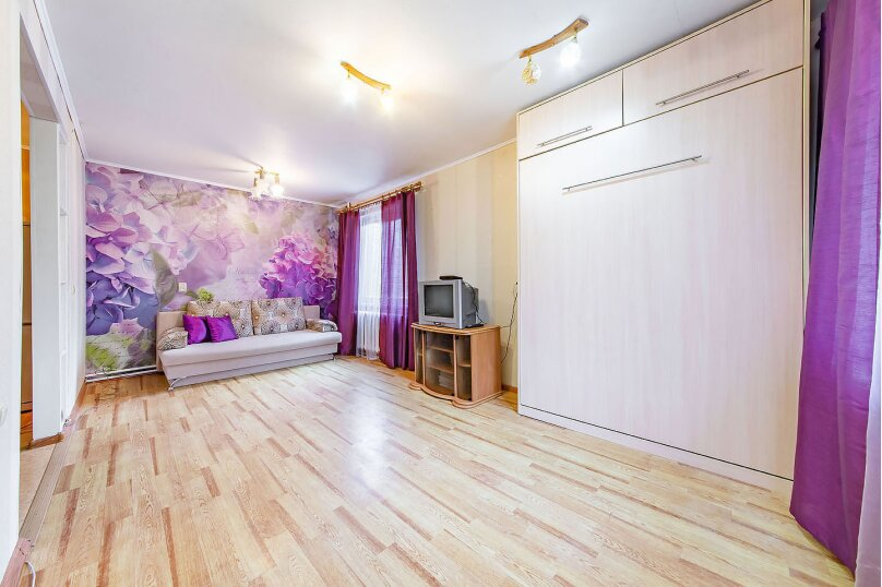 1-комн. квартира, 38 кв.м. на 4 человека, Берестянская улица, 9, Минск - Фотография 7