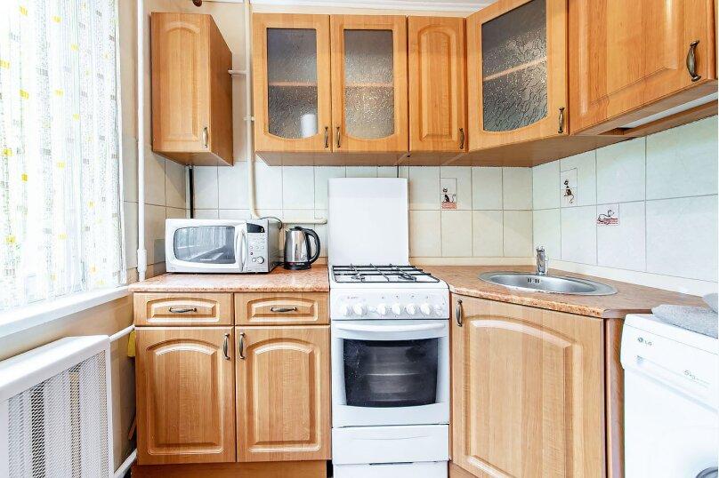 1-комн. квартира, 38 кв.м. на 4 человека, Берестянская улица, 9, Минск - Фотография 11