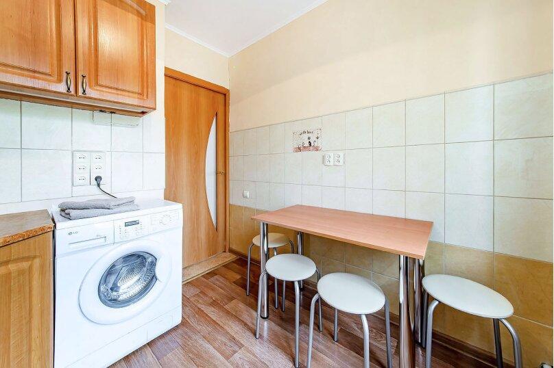 1-комн. квартира, 38 кв.м. на 4 человека, Берестянская улица, 9, Минск - Фотография 12