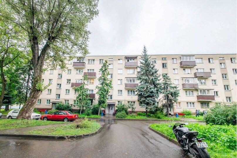 1-комн. квартира, 38 кв.м. на 4 человека, Антоновская улица, 10, Минск - Фотография 14