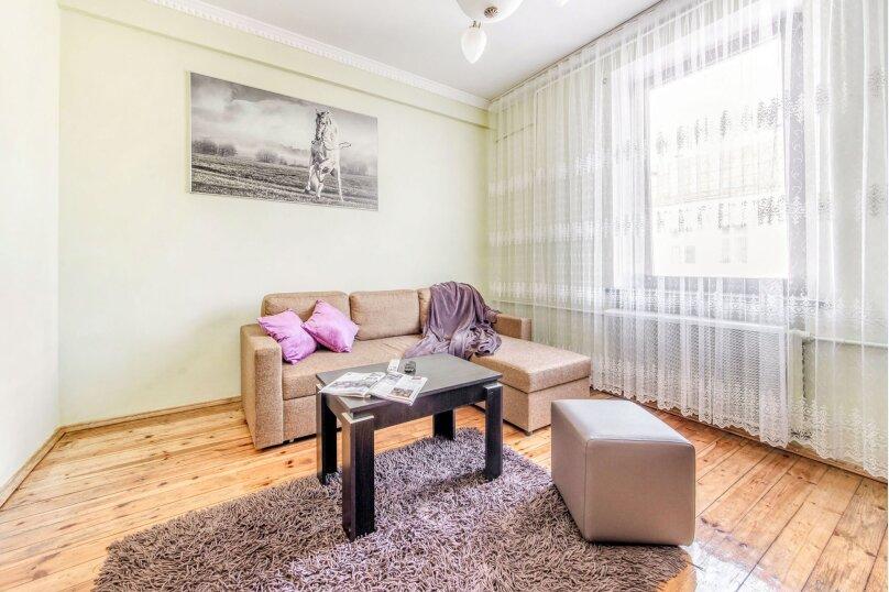 2-комн. квартира, 52 кв.м. на 4 человека, улица Городской Вал, 8, Минск - Фотография 4